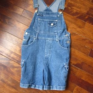 *Vintage* Cherokee - Short Overalls for Kids